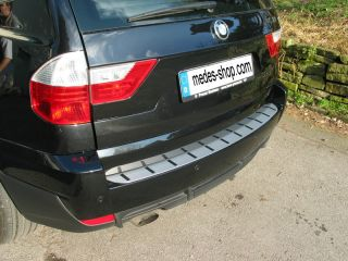 BMW X 3 E83 Alu Ladekante Medes Stripes