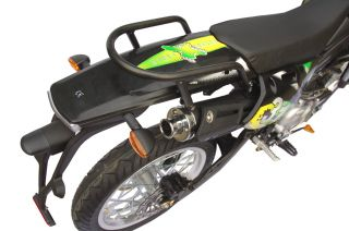 SBF 31 50cc/4Takt EEC Enduro Cross Dirt Bike Schwarz