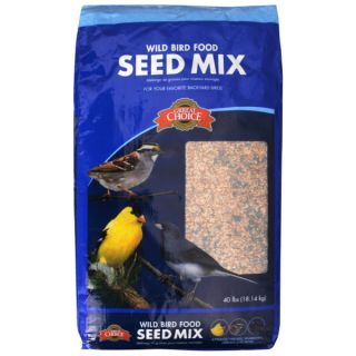 Wild Bird Seeds and Many Wild Bird Food Brands