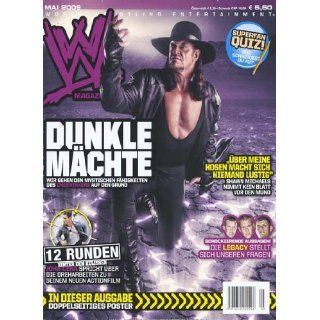 Zeitschrift WWE Magazin (Ausgabe 005/2009)   Wrestling, Styling