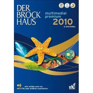 Der Brockhaus multimedial premium 2010 DVD ROM Software