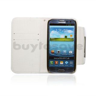 Leder Hülle Schutzhülle Tasche Hard Case Cover Etui für Samsung