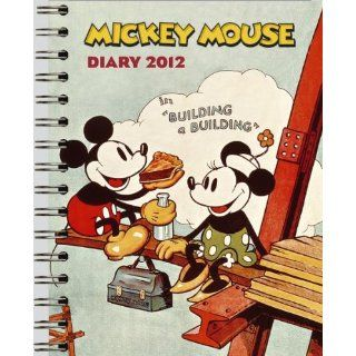 Walt Disney Mickey Mouse diary 2012 Walt Disney Bücher