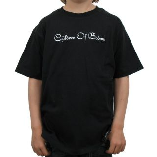 Children of Bodom   Logo Metal Kids Kinder Band T Shirt