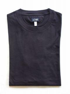 Armani Jeans Langarm Shirt S Navy Dunkelblau