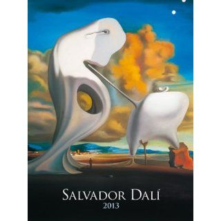 Salvador Dalí, Bildkalender 2013 Salvador Dali Bücher
