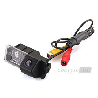 Farb COMS KFZ Rückfahrkamera Kamera Einparkhilfe für VW Polo/Golf