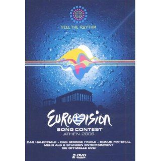 The Very Best Of The Eurovision Song Contest (4 DVDs)