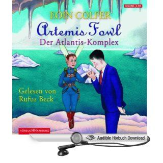 Der Atlantis Komplex Artemis Fowl 7 (Hörbuch Download):