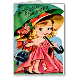and Your Daughter Happy Birthday Dad Greeting Card Templates