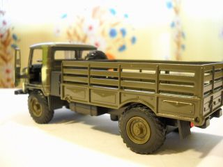 GAZ 66   RUSSIAN ARMY MILITARY TRUCK MODEL 143