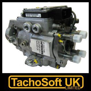 Bosch VP44 / VP30 Diesel Pump PSG5 EDC Repair