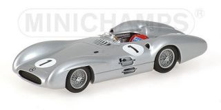 43 Scale Mercedes Benz W196 Juan Manual Fangio 1954 F1 British GP