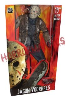 Freddy vs. Jason Voorhees 45 cm Action Figur NECA Friday the 13th