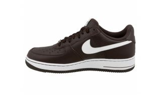 force 1 One low dark brown black tea UK 8 5 EU 43 Shoes Sneaker Schuhe