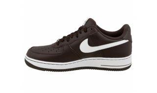 force 1 One low dark brown black tea UK 8 5 EU 43 Shoes Sneaker Schuhe
