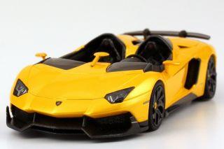 43 Lamborghini Aventador J giallo orion yellow gelb Looksmart LS398B