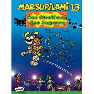 Marsupilami Bd. 13. Streifzug des Jaguar Andre Franquin