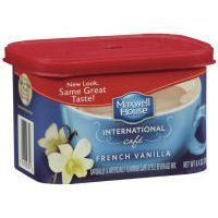 Maxwell House International Coffee French Vanilla   Instant Kaffee