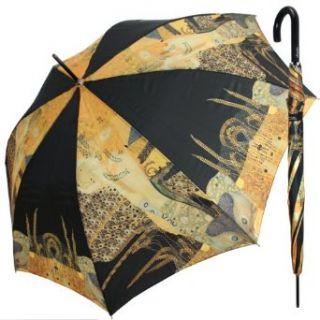 Regenschirm Stockschirm Wasserschlangen von Gustav Klimt