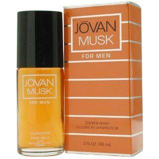 Jovan Musk for Men Eau de Cologne Spray 88 ml Parfümerie