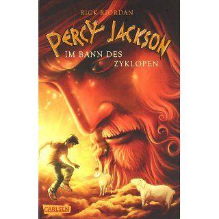 Percy Jackson, Band 2: Percy Jackson   Im Bann des Zyklopen: