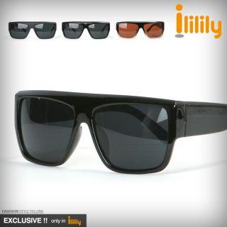 Ililily New Mens Womens Designer Style Sunglasses Wayfarer Free
