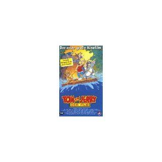 Tom & Jerry   Der Film [VHS] Phil Roman VHS