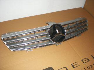Mercedes Grill Kühlergrill W219 55 CLS a. Mopf und AMG