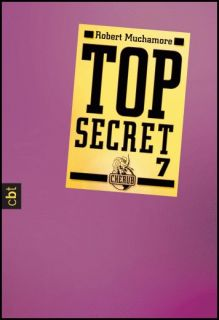 ROBERT MUCHAMORE Top Secret 7 Der Verdacht ****NEU****