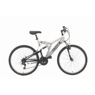 Texo ATB Fahrrad 66 cm (26 Zoll) ATB Alu Fully D Type 24 Gang Shimano