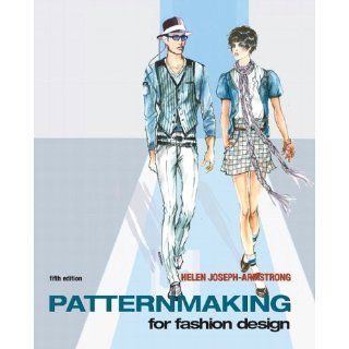 Patternmaking for Fashion Design [With DVD ROM] Helen