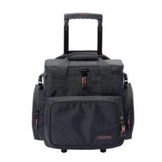 Magma LP Trolley 65 Pro black/red DJ Plattentasche Bag