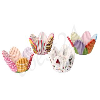 Design Muffin Cupcake Paper Cases Liners Baking Cups Party Wedding