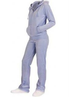 Urban Classics Damen Urban Classics Lady Hooded Velour Suit