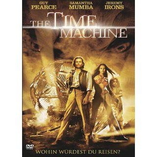 The Time Machine: Guy Pearce, Samantha Mumba, Mark Addy, H