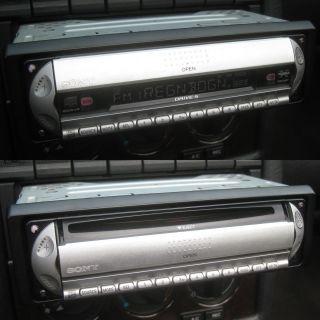 Sony CDX R3300 CD  Auto CD Radio Receiver Autoradio mit Klappe R