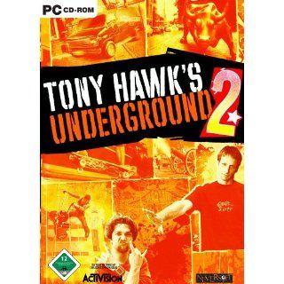 Tony Hawks Underground 2 Games