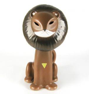 Kravsko Keramik Figur / Löwe? 60er 70er Jahre Design Pottery Figurine