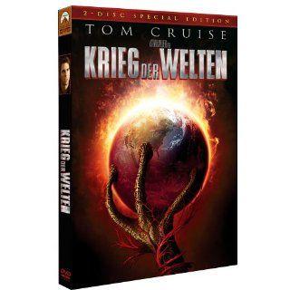 Krieg der Welten (Special Edition, 2 DVDs) Tom Cruise