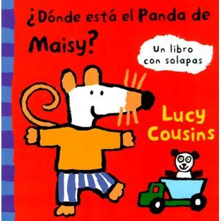 Dónde esta el panda de Maisy? (Maisy Books (Spanish Board Books