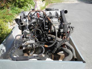 Volvo 850 V70 TDI Diesel Motor 2.5 Ltr. D2525T