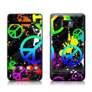 Samsung Galaxy S II Skin S2   Design Handy Sticker für