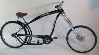 CHOPPER FAHRRAD CUSTOM CRUISER BIKE RAD BEACHCRUISER STYLE TERMINATOR