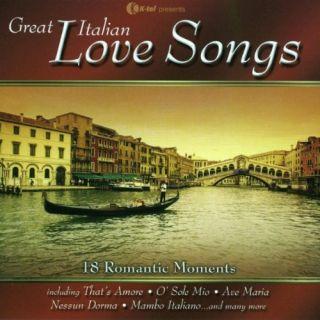Various Artists  Great Italian Love Songs