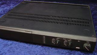 Verstärker BRAUN Atelier A1 Vintage Power Amplifier A 1