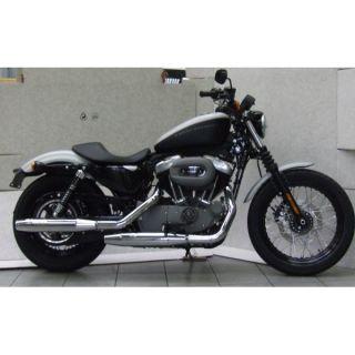 Sebring Chopper Auspuff Harley Davidson Sportster XL 883/1200 ab 2007