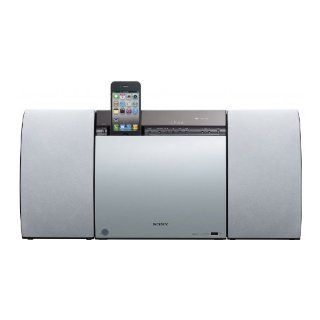 Sony CMT CX5iPW Design Kompaktanlage (CD Player, Radio, Apple iPod
