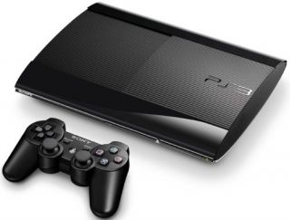 PlayStation 3   Konsole Slim 320 GB (K Model) inkl. Dual Shock 3