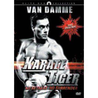 Karate Tiger Kurt McKinney, Jean Claude van Damme, Kathie